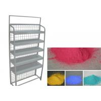 Buy cheap Decorative Diaplay Rack Powder Coating , Epoxy Polyester Resin Silver Powder Coat product