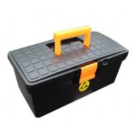 Black Permanent ESD Office Supplies ESD Tool Box For Electronics / Medical Device