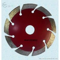 Buy cheap Segmented Diamond Saw Blade for Granite and Concrete - DSSB12 product