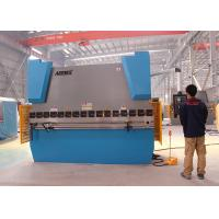 Buy cheap Automatic 3200MM 200 Ton Press Brake , NC Accurl Press Brake Hydraulic Bending Machine product