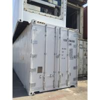 Buy cheap 20 Size Metal Container Houses Durable Second Hand Storage Container Homes product