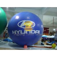 Inflatable Commercial helium balloons with Full digital printing for Outdoor advertising