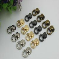 Buy cheap Multi-color zinc alloy material 8 mm decorative handbag hardware rivets and metal buckles product