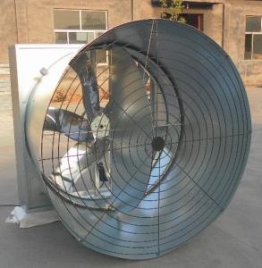 Buy cheap JLF-1380  butterfly  cone  exhaust  fan product