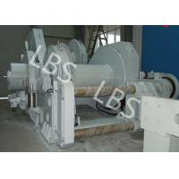 Buy cheap Low Noise Operation Marine Hydraulic Winch Double Drum Winch product
