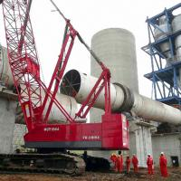 Buy cheap Calcined Sinter dolomite rotary kiln for cement plant product