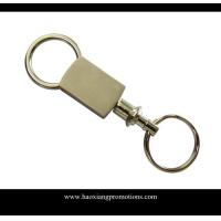 Buy cheap Promotional custom silicone keychain,rubber keychain,key ring product