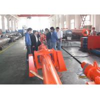 Buy cheap Miter Gate Stoke 16m Electric Hydraulic Cylinder QRWY For Dump Truck , Vehicle product