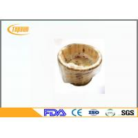Buy cheap Strip / Round Disposable Pedicure Liners Footsie Bath Liners For Pedicure Tubs product