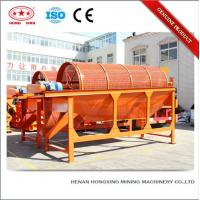 Buy cheap High Quality Tumbler Stone Screening Trommel Screen for Stone Sand Ore product