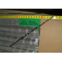 Buy cheap High Conductance Capacity Vibrating Sieving Mesh , Flat Dirt Shaker Screener product