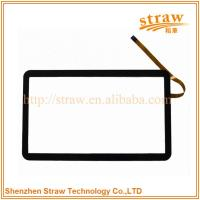 Buy cheap Top Grade Resistive Type And 10.1 Inch Screen Size 4 Wire Resistive Touch Screen product