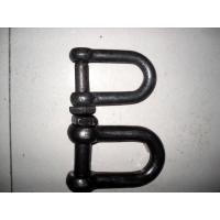 Buy cheap Durable Rigging Hardware Trawling Chain Shackle With Square Head Screw Pin product