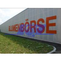 China Germany technology fiberglass reinforced hollow lightweight sound barrier panel on sale