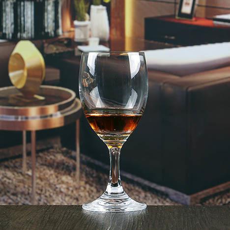 Lead Free Crystal Wine Tasting Glasses Short Stem Wine