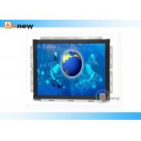 China 19 inch anti vandalism industrial open frame saw touch monitor wholesale