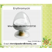 Buy cheap Erythromycin Veterinary Pharmaceutical Raw Materials Raw Powder Erythromycin Thiocyanate 114-07-8 product