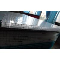 Buy cheap Hollow Four Wall Polycarbonate Solar Panel Roofing Sheet Transparent product
