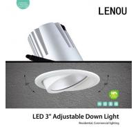 Buy cheap Warm White Bathroom / Kitchen LED Downlights High Brightness 140 lm/W product