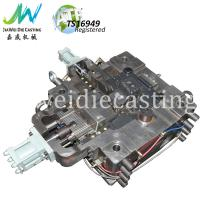 Buy cheap Personalized Aluminium Die Casting Mold with 0.005 - 0.01mm Machining Tolerance product