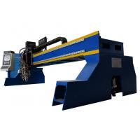 Buy cheap PL Series CNC Plasma Flame Cutting Machine Stable Operation For Metal Plates product