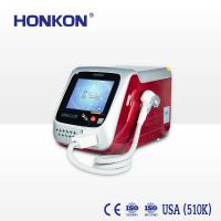 Buy cheap High Speed Sliding 808nm Diode Laser Hair Removal Machine For Clinic , 808nm Laser Depilator product