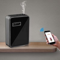 Buy cheap Wall-Mounted Portable Electric Scent Diffuser Machine Work With Essential Oil For Small Area product