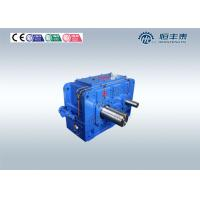 China  Conveyor Helical Two Stage Gear Reduction Gearbox for Electric Motor  for sale