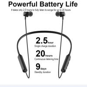 Buy cheap W8 Sports Bluetooth Headset Magnetic Suction Running Waterproof Ultra-long-range Long-range Neck Hanging Headphones product