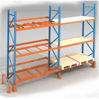 Buy cheap Heavy Duty Long Span Metal Storage Shelves For Industrial Factory product