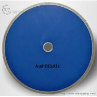 Buy cheap Electroplated Cutting Blades with Teeth - DESB11 product
