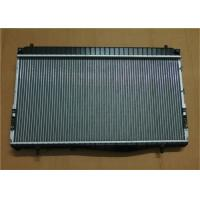 Buy cheap Optra Lacetti Daewoo Mt Automotive Radiators 96553378 With Black Plastic Tank product