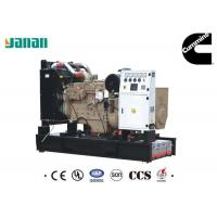 Buy cheap AC 3 Phase Diesel Generator Sets Open Type With 250KW / 313KVA Power product