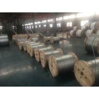 Buy cheap Small Gauge 3 8 Inch Galvanized Steel Wire Strand For Spring Steel Wire product