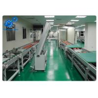 Buy cheap Computer TV CD Assembly Line Conveyor Customized For Plates Transferring product