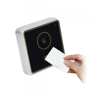 Buy cheap Ethernet Port 13.56mhz QR Code Reader Access Control IC Smart Card RFID Reader For Turnstile Or Elevator product