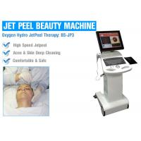 Buy cheap Skin Rejuvenation Oxygen Jet Peel Machine , Membrane Oxygenator Skin Peeling Machine product