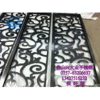 China Chinese new design stainless steel room screens room dividers room partitions on sale