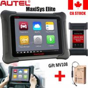 Buy cheap New  Autel MaxiSYS Elite OBDII Car Tools Diagnostic Scanner ECU Program J2534+MV108 2GB RAM & 32GB Embedded Memmory product