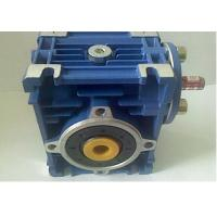 Buy cheap RV series worm gear speed reducer with low price and nice product