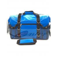 Buy cheap Blue 500D Polyester PVC Travel Cooler Bag With Screen Printing / Embossing Logo product