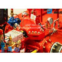 Buy cheap NFPA20 Standard Split Case Horizontal Centrifugal Pump / 500 Gpm Fire Pump product