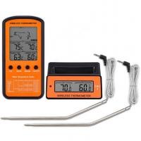 China DTH-106 Accurate New Two Probes Meat Thermometer with Backlight For Kitchen Cooking Outdoor BBQ/Grill on sale