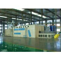 Buy cheap Vacuum Automotive Glass Production Line Pre Pressure Oven 300 Kw Power from wholesalers