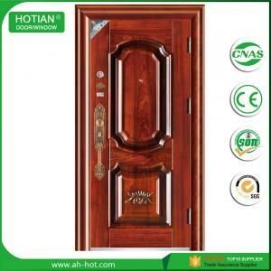 Buy cheap fire rated metal skin door latest main gate designs steel safe door product