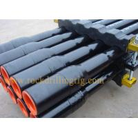 Buy cheap Water Well Wireline Drill Pipes / DTH Down The Hole Drill Pipe High Performance product