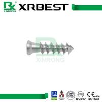China Titanium Alloy Hip / Knee Joint Prosthesis Cannulated Screws For Hip Fracture wholesale