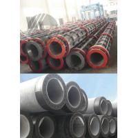 Quality 600mm Prestressed Concrete Spun Pile Red With GB-13476-1999 for sale