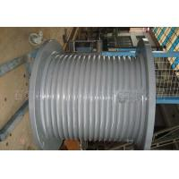 Buy cheap High Strength Steel Whole Winch Drum for Hoist Equipment and Towing Winch product