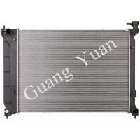 Buy cheap Plastic Tank Aluminum Car Radiators , Hyundai Sonata Radiator GL L4 2.4L Mt 13457 product